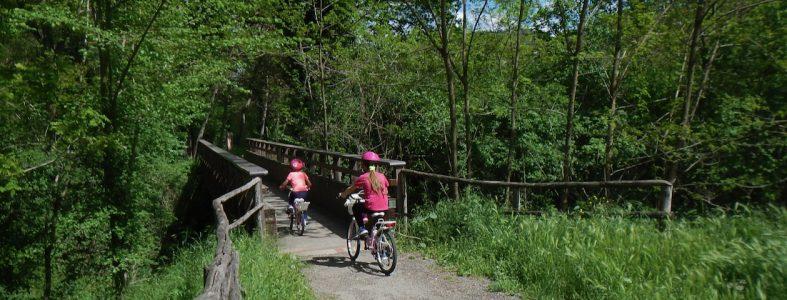 Treno + bici in Mugello