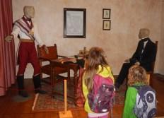 Al Centro Visita di Badia Prataglia si rivive l'incontro tra Siemon e il Granduca