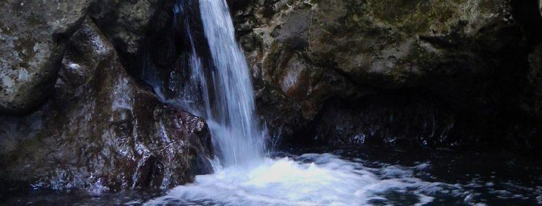 Le piscine di Candalla