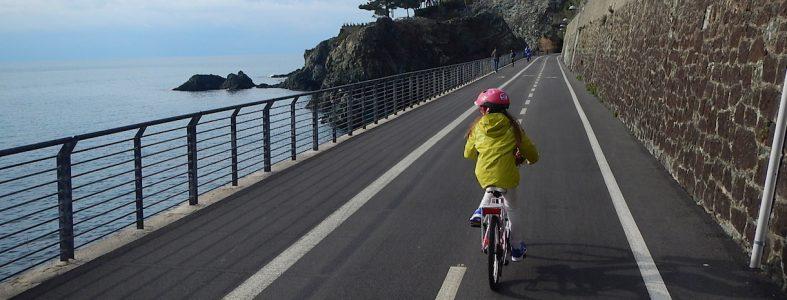 La ciclopedonale Levanto-Bonassola-Framura