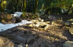 Gli scavi della cittadella etrusca