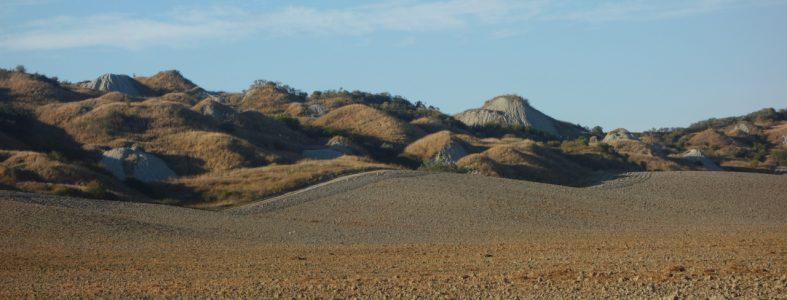 Il deserto di Accona vicino Siena