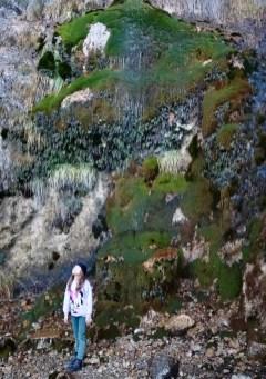 Sotto le sorgenti sospese nel vuoto
