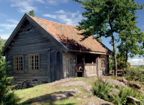 Svalgangshuset i Kulturhaven