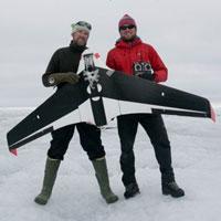 Greenland drone