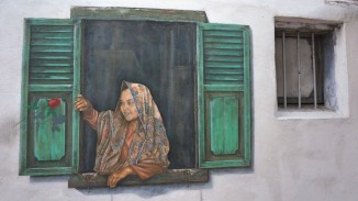 Melaka street art 5