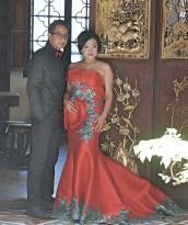 Pinang Peranakan Museum - Saturday wedding shots