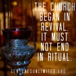 REVIVAL IS HAPPENING