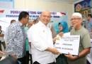 Walikota Serahkan Ganti Rugi 52 KK TerkenaJalan Tol Medan-Binjai