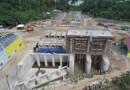 24 KM Pembangunan Prasarana Pengendalian Banjir Sungai Asahan Rampung di Tahun 2019
