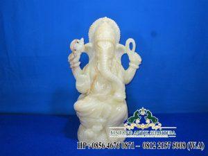 Patung Marmer Patung Ganesha