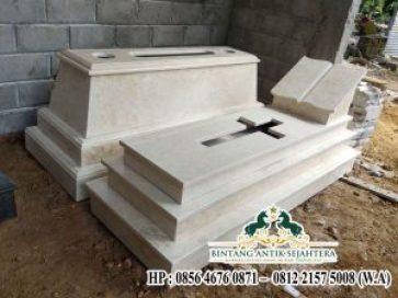 Kijing Kuburan Kristen Contoh Kijing Marmer Berkualitas