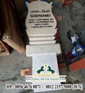 Gambar Nisan Patok Kuburan