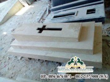 Model Kuburan Kristen Modern , Jual Makam Marmer