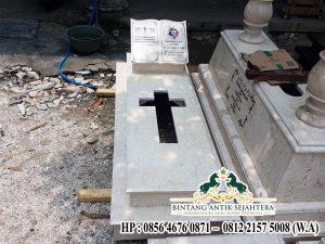 Makam Kristiani Marmer