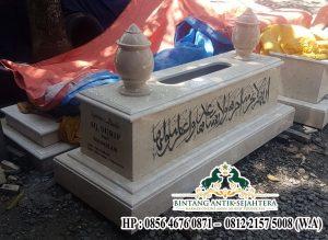 Jual Makam Marmer Islam