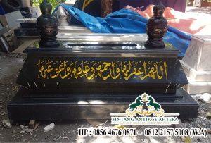 Model Makam Islam Terbaru, Jual Kijing Makam Granit