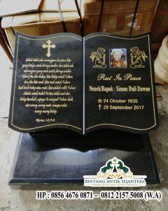 Jual Nisan Granit Murah, Harga Batu Nisan