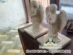 Patung Malaikat Untuk Kuburan