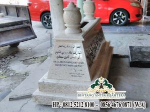 Makam Batu Marmer, Jual Model Makam Islam