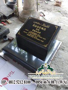 Jual Nisan Kuburan Bahan Marmer dan Granit, Jual Nisan Tulungagung