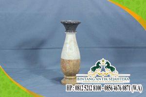 Aneka Kerajinan Batu Marmer, Contoh Vas Bunga
