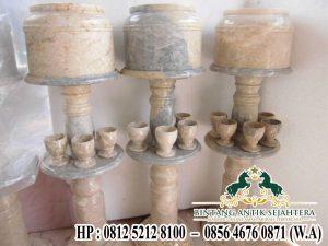 Dispenser Batu Marmer Tulungagung