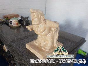 Patung Semar Marmer, Aneka Kerajinan Ukir | Model Patung Minimalis