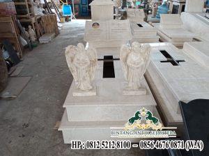 Contoh Makam Tingkat 2 Marmer