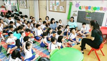 Sekolah di Sentul City cover