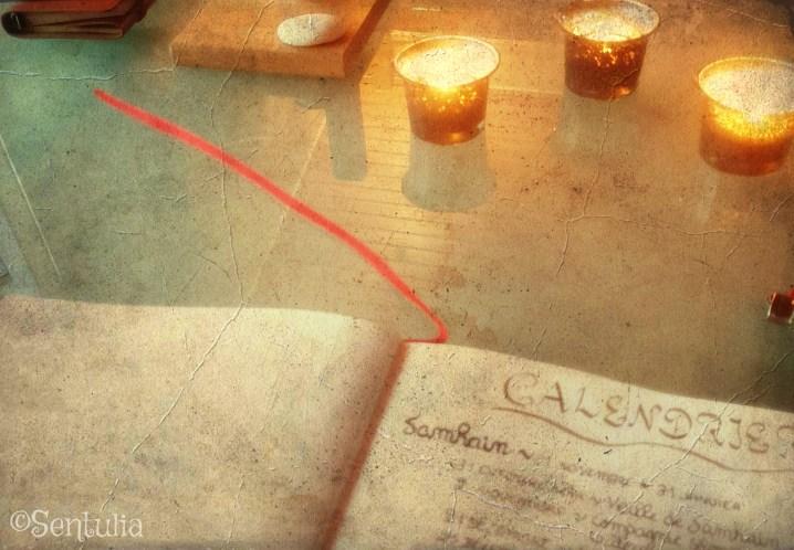 Calendrier Païen ©Sentulia