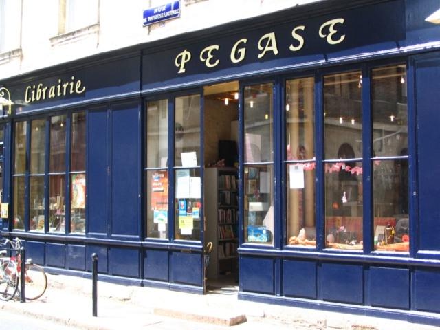 Librairie Pégase Bordeaux