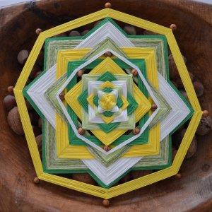 Mandala Sikuli Ojo de Dios Ostara ©Sentulia (1)