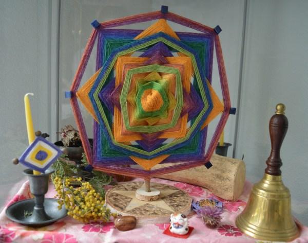 Mandala bonne humeur ©Sentulia (1)