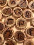 Runes Futhark If Irlandais ©Sentulia