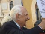 Marco Pannella a Monte Citorio