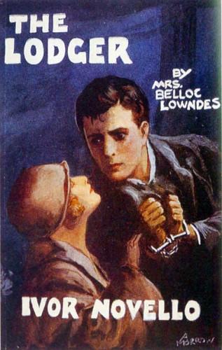 alfred hitchcock,cinema muto,ivor novello