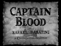 rafael sabatini, captain blood, errol flynn