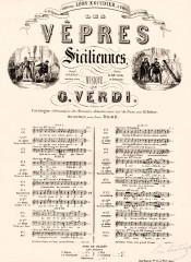 giuseppe verdi, vespri siciliani, eugène scribe