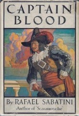 rafael sabatini, captain blood, letture estive, project gutenberg
