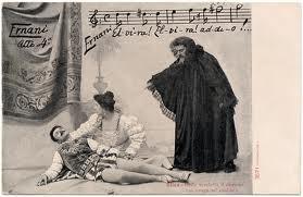 giuseppe verdi, francesco maria piave, ernani, victor hugo