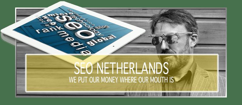 SEO Search Engine Optimisation Internet Marketing Holland Netherlands ShanTVision