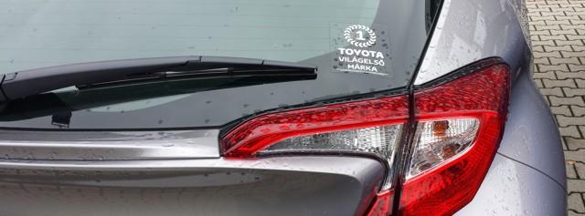Világelsőnek mondja magát a Toyota.