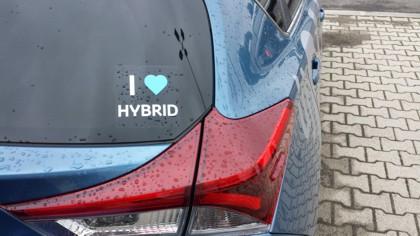 A nevemben nyilatkoznak: Szeretem a Hybrid autót!