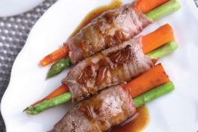 Steak Sayur Gulung