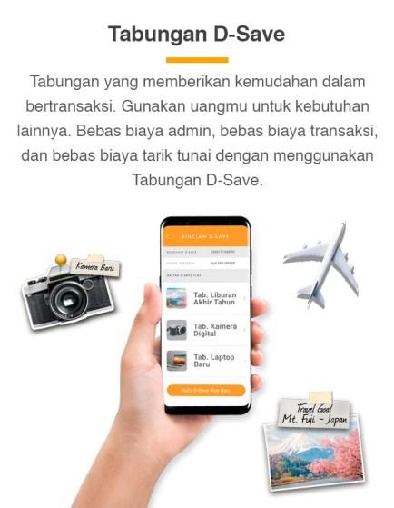 bebas biaya transfer antar bank