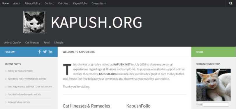 Kapush.Org