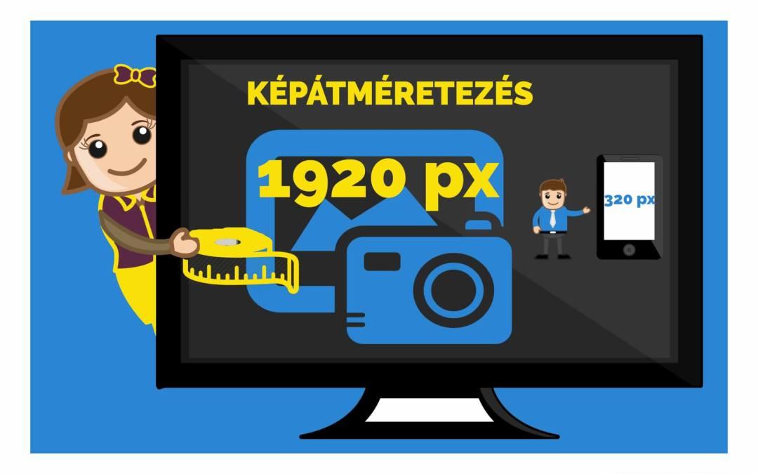 Képátméretezés – képoptimalizálás – SEO tippek 4.