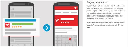 mobile app seo
