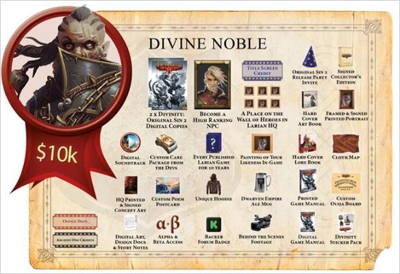Divine Noble